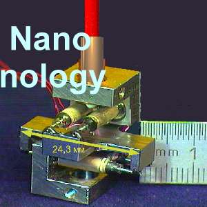 Nanomotor Table